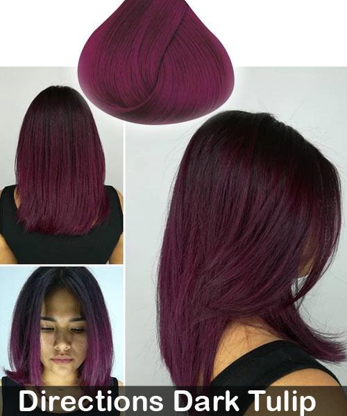 The Best 20 Dark Tulip Hair Color