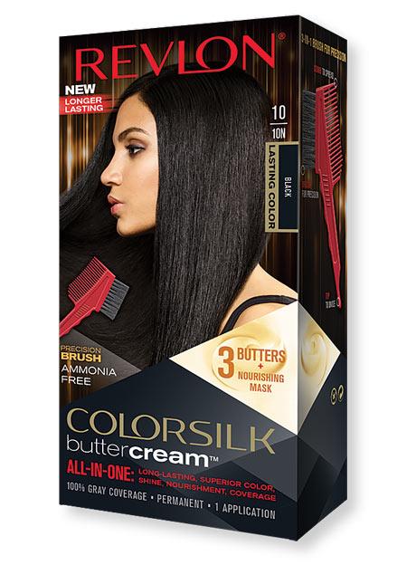 Revlon ColorSilk Buttercream 24 Colors and Reviews
