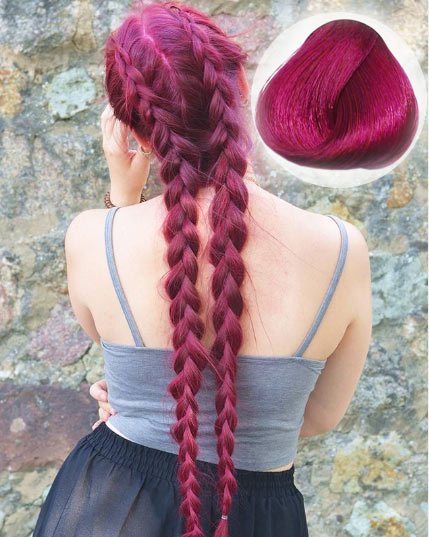 The Best 15 Tulip Hair Color