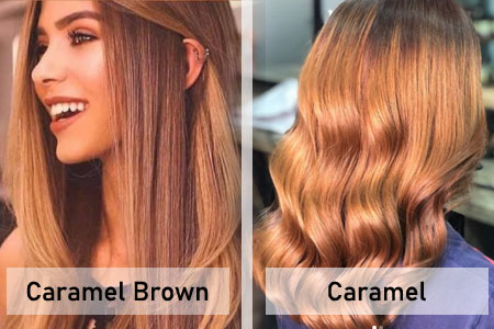 How to Dye Caramel Brown Hair Color at Home? Application Guide