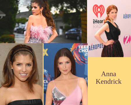 10 Priceless Hair Color of Anna Kendrick