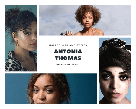 10 Wonderful Hair Color of Antonia Thomas
