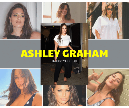 9 Critical Hairstyles of Ashley Graham