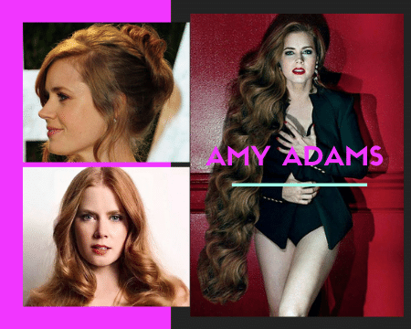 Top 10 Hairstyles of Amy Adams