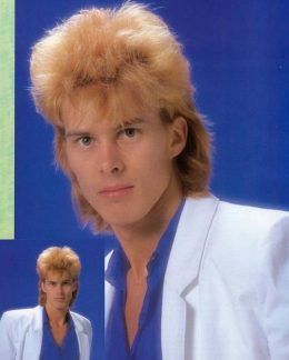The Most Iconic Mens Hairstyles of the 80s